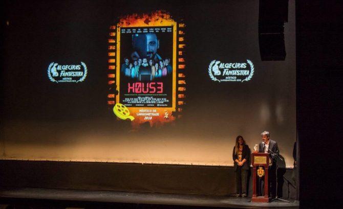 Best Feature Film at Algeciras Fantastika