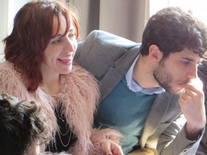 Anna Bertran, Victor Gomez