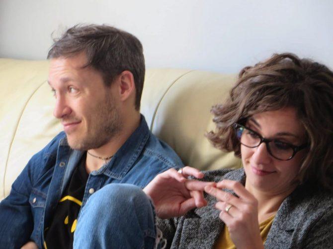 Bernat Mestre, Miriam Tortosa