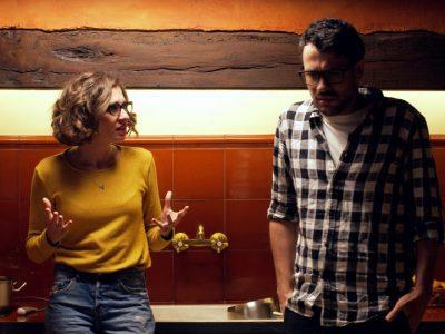 Miriam Tortosa and Roc Esquius