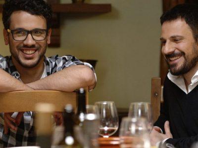 Roc Esquius and Ruben Serrano