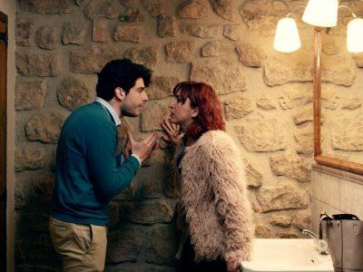 Victor Gomez and Anna Bertran